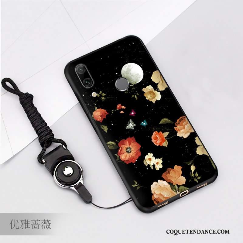 Huawei P Smart 2019 Coque Fluide Doux Dessin Animé Tout Compris De Téléphone Jeunesse