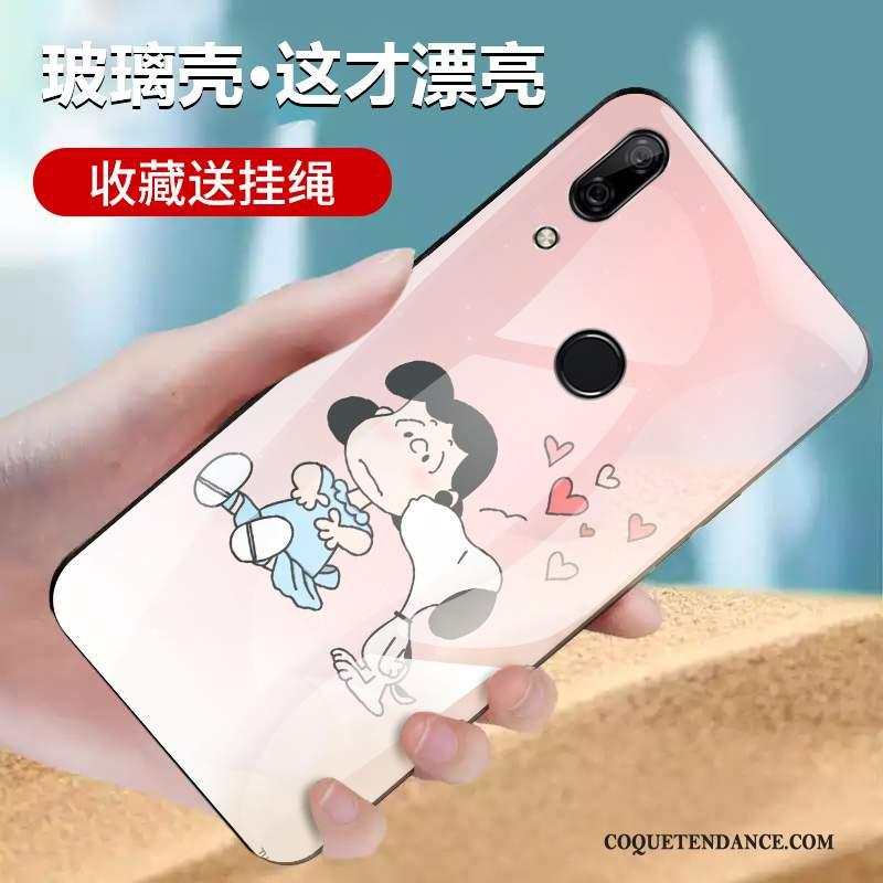 Huawei P Smart Z Coque De Téléphone Personnalité Protection Miroir Étui
