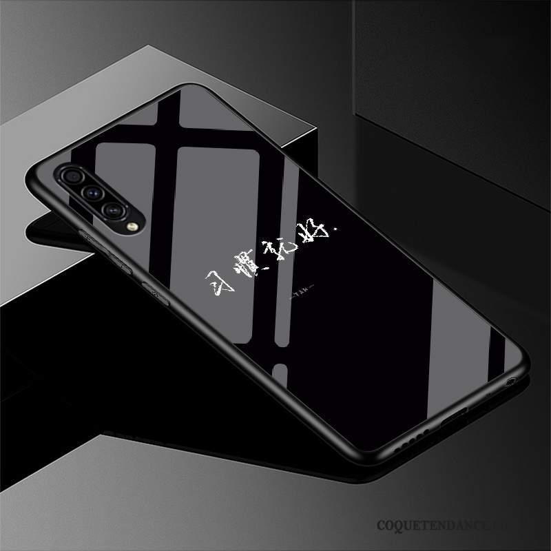 Samsung Galaxy A50s Coque Incassable Étui Tout Compris Verre Clair