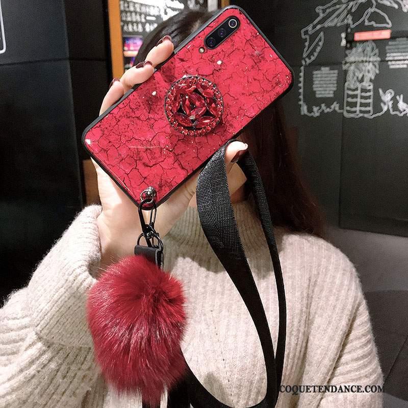 Samsung Galaxy A90 5g Coque Marque De Tendance Tout Compris Net Rouge De Téléphone Étui