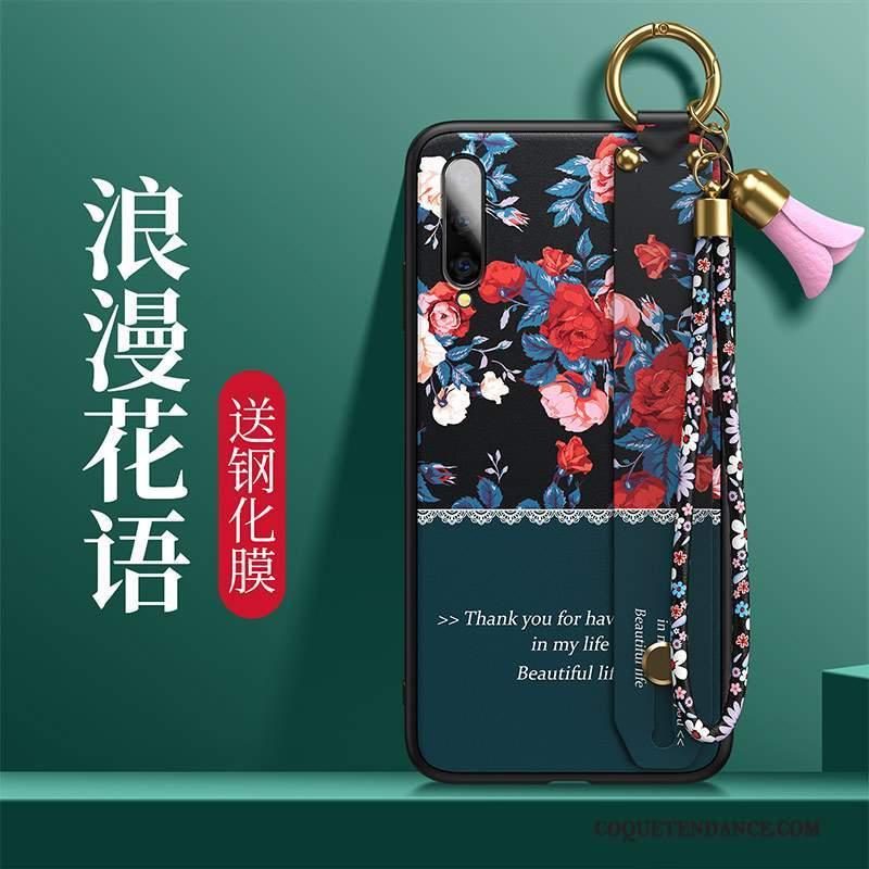 Samsung Galaxy A90 5g Coque Protection Silicone De Téléphone Tout Compris Rose
