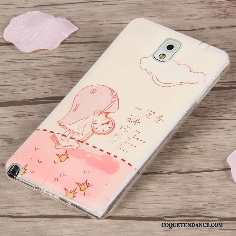Samsung Galaxy Note 3 Coque Étui Silicone Multicolore Mince Tendance
