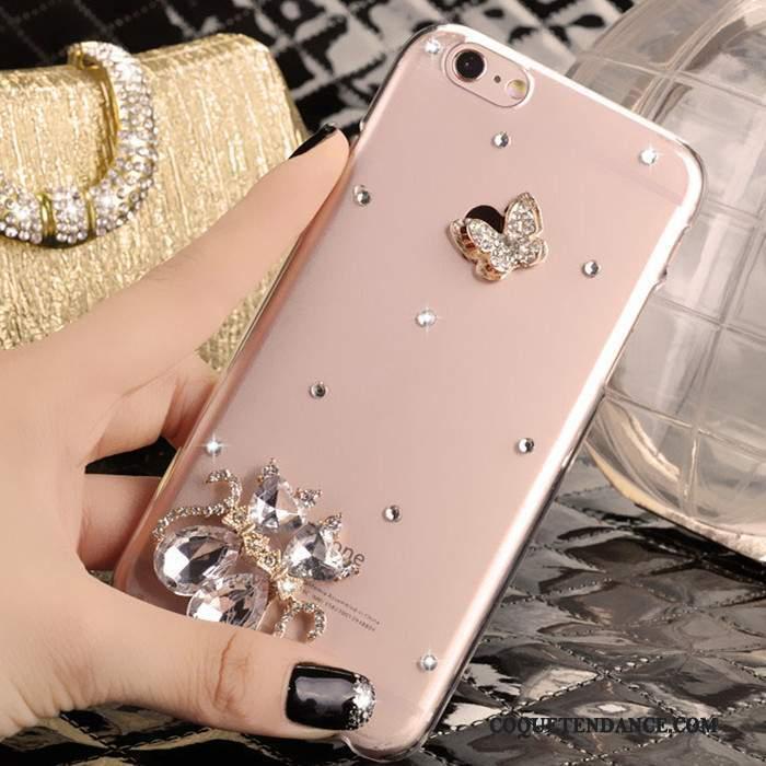 Samsung Galaxy Note 3 Coque De Téléphone Étui Strass Protection Rouge