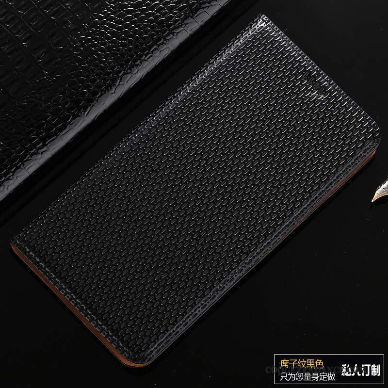 Samsung Galaxy Note 3 Coque De Téléphone Protection Étui Étui En Cuir Noir