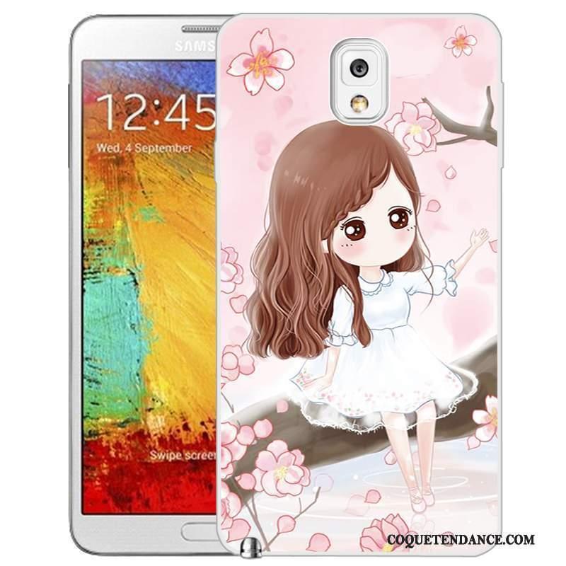 Samsung Galaxy Note 3 Coque Dessin Animé Étui Protection Créatif De Téléphone