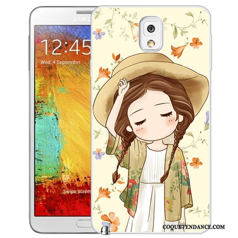 Samsung Galaxy Note 3 Coque Dessin Animé Étui Protection Créatif De Téléphone