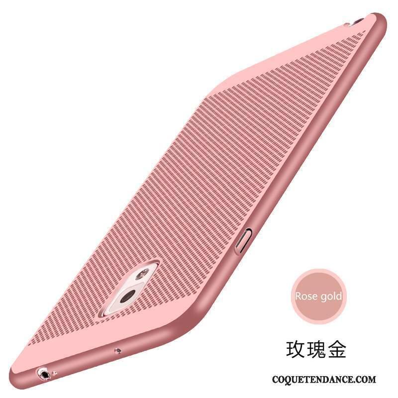 Samsung Galaxy Note 3 Coque Difficile Délavé En Daim Protection Tout Compris Respirant