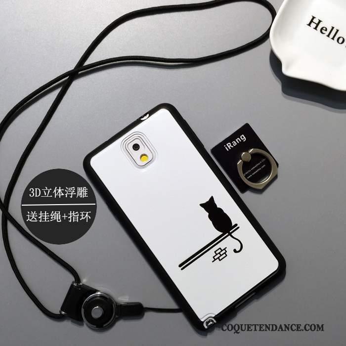 Samsung Galaxy Note 3 Coque Fluide Doux De Téléphone Délavé En Daim Personnalité Charmant