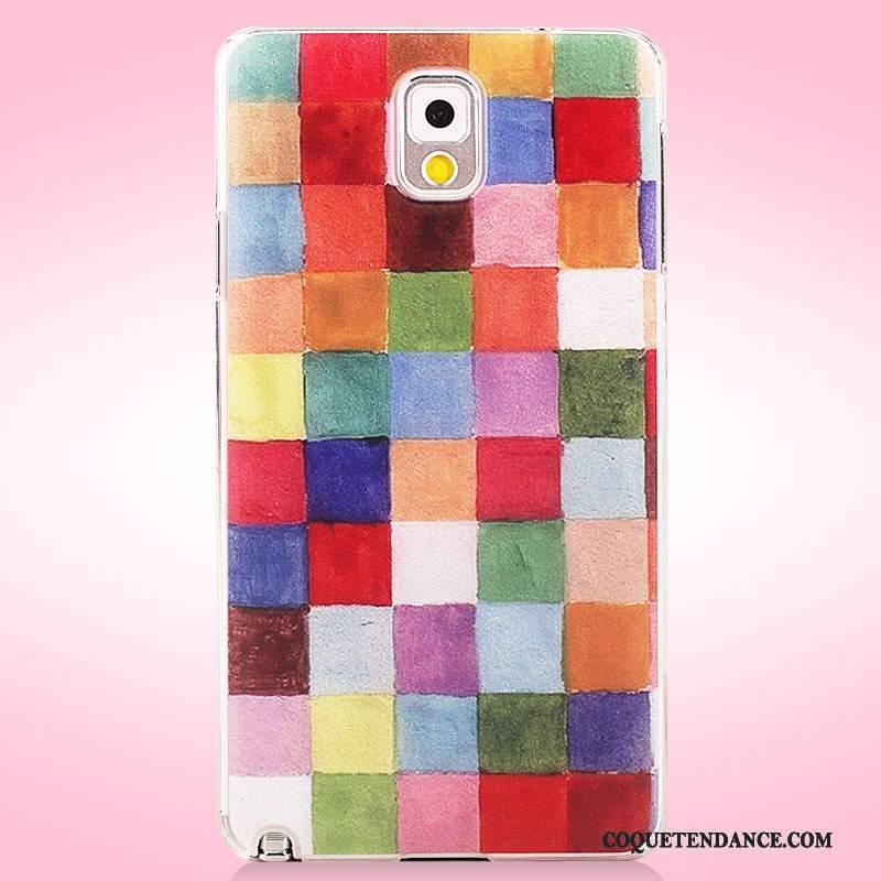 Samsung Galaxy Note 3 Coque Multicolore Étui Coque De Téléphone Incassable