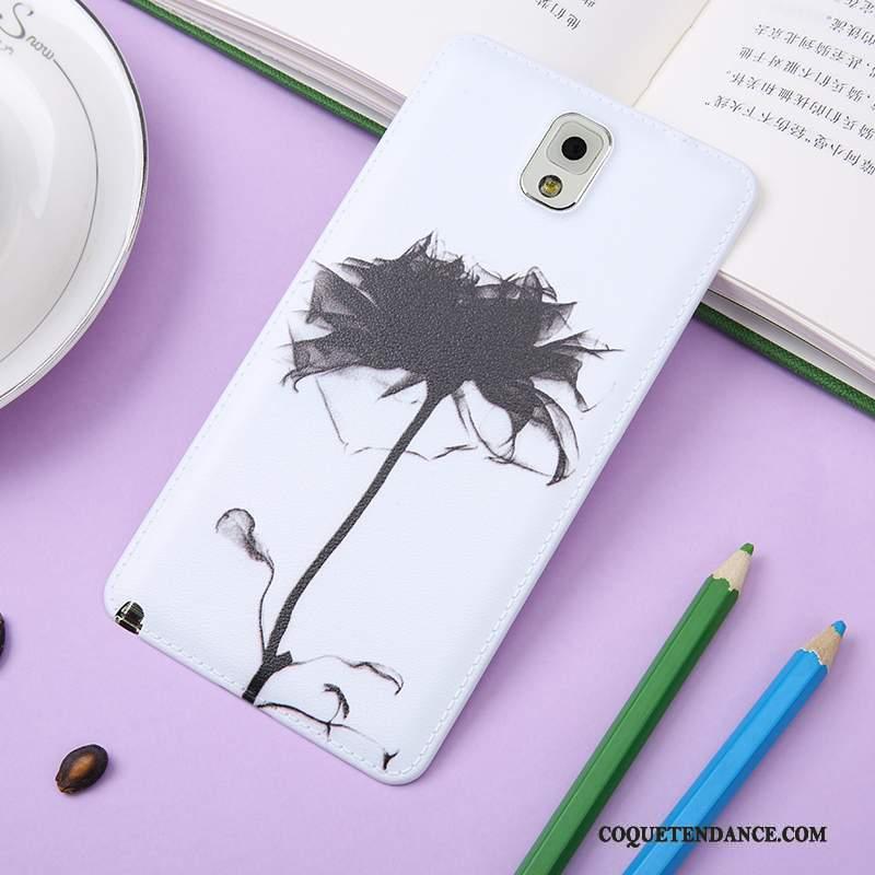 Samsung Galaxy Note 3 Coque Multicolore Couvercle Arrière
