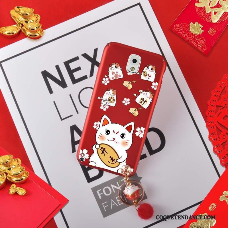 Samsung Galaxy Note 3 Coque Nouveau Ornements Suspendus Richesse Chat De Téléphone