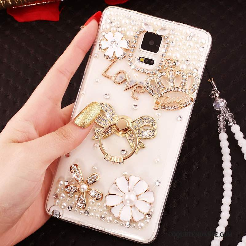 Samsung Galaxy Note 3 Coque Ornements Suspendus Silicone Incassable Étui De Téléphone