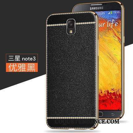 Samsung Galaxy Note 3 Coque Protection Étui Incassable Fluide Doux