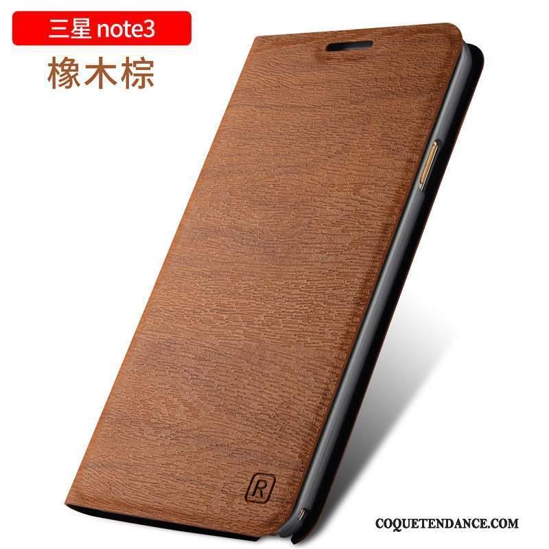 Samsung Galaxy Note 3 Coque Protection Clamshell Étui De Téléphone Bleu