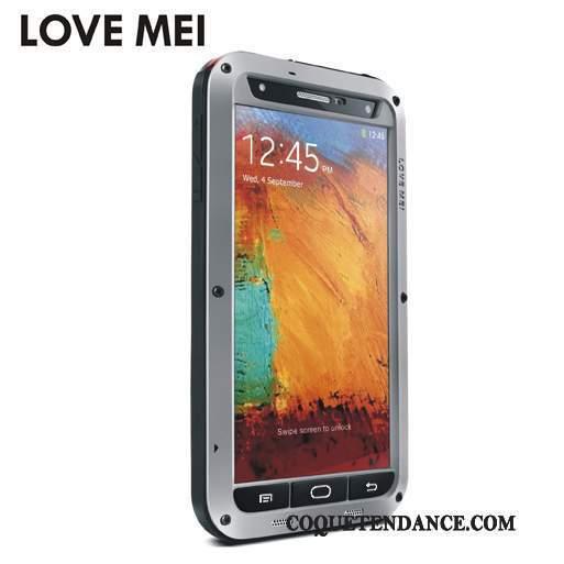 Samsung Galaxy Note 3 Coque Protection Tout Compris Incassable Étui Noir