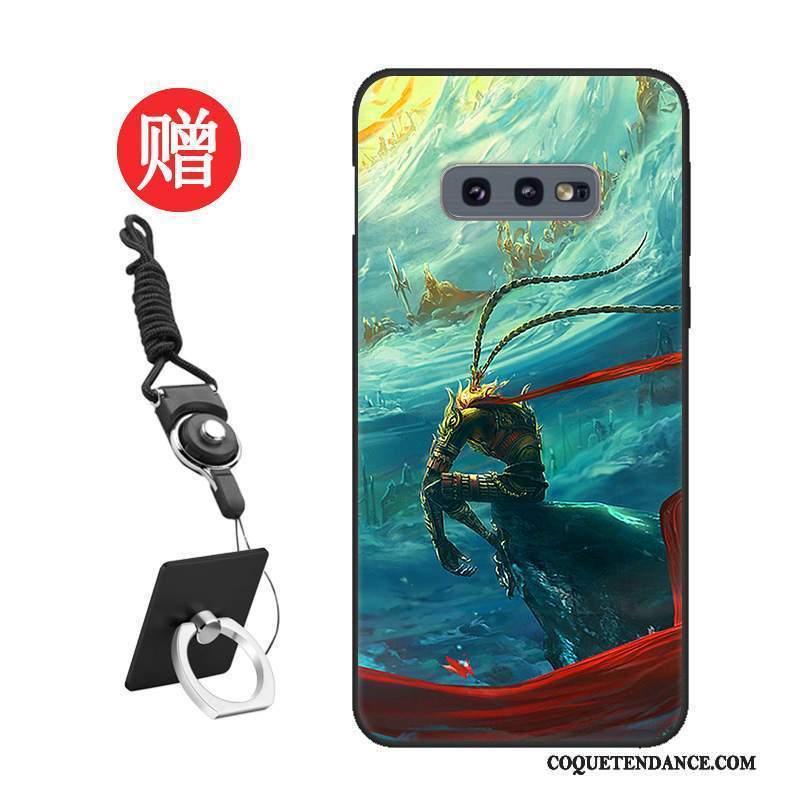 Samsung Galaxy S10e Coque Étui De Téléphone Charmant Amoureux Protection