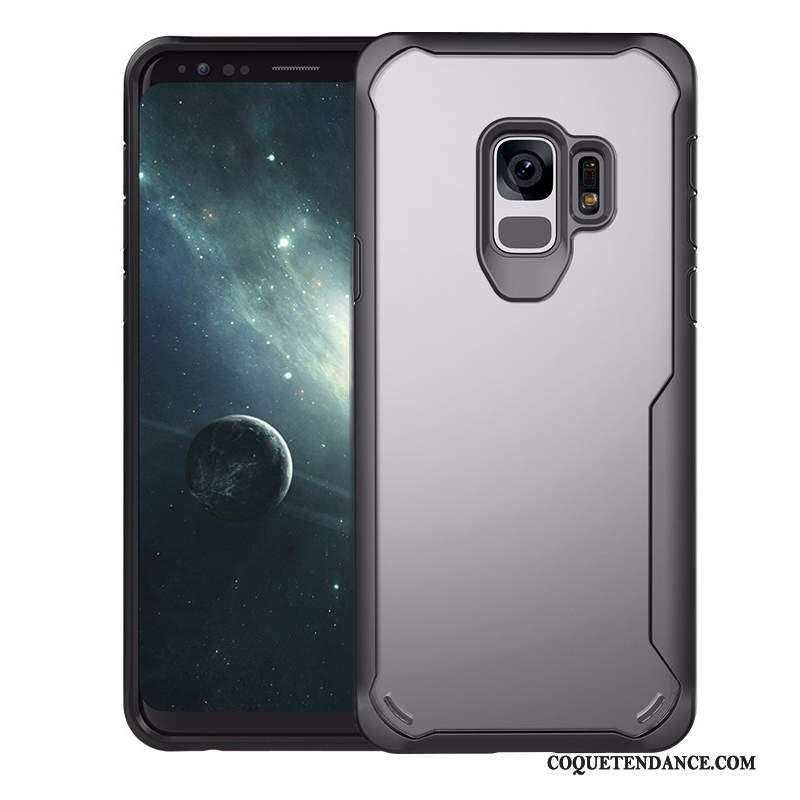 Samsung Galaxy S9+ Coque Tout Compris Étui Protection Fluide Doux De Téléphone