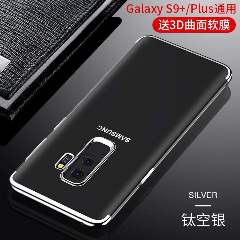 Samsung Galaxy S9+ Coque Très Mince De Téléphone Silicone Étui Tout Compris