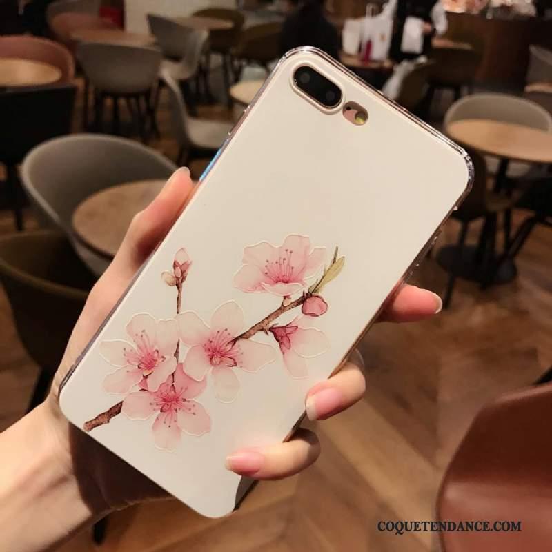 iPhone 6/6s Coque Étui De Téléphone Tendance Protection Fleur