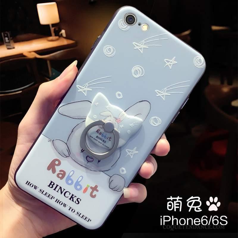 iPhone 6/6s Coque Marque De Tendance Charmant Amoureux Dessin Animé Personnalité