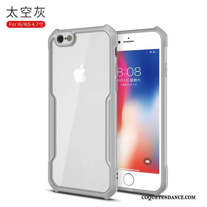 iPhone 6/6s Plus Coque Transparent Créatif Très Mince Étui Incassable