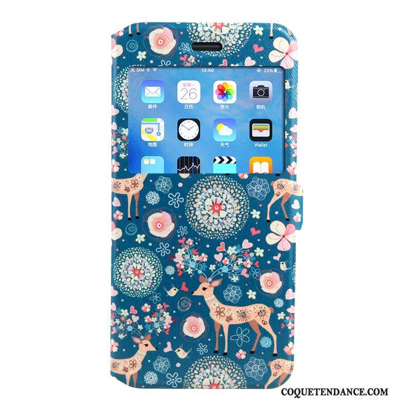 coque multicolore iphone 8