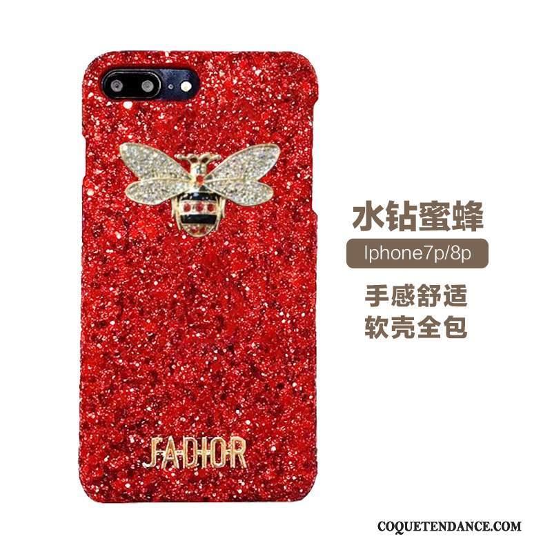 iphone 8 plus coque rouge