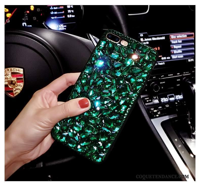 coque iphone 7 vert fonce