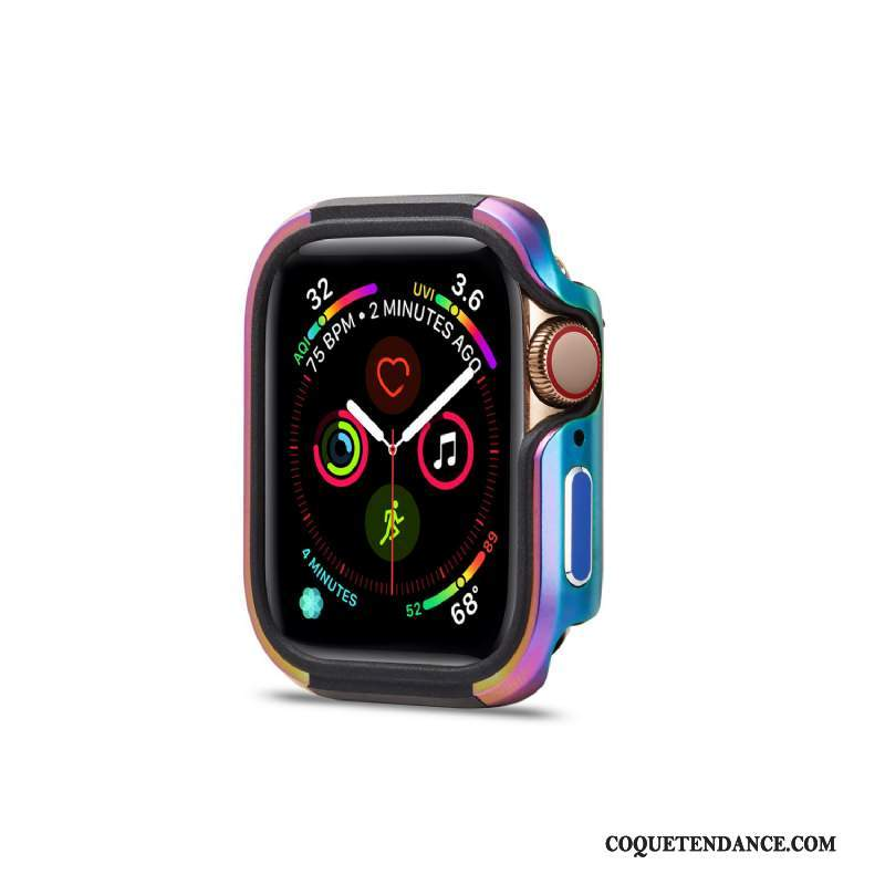 Apple Watch Series 1 Coque Pu Border Incassable Protection