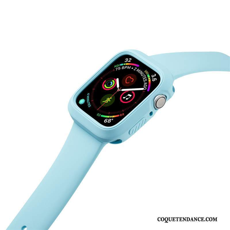 Apple Watch Series 1 Coque Sport Incassable Silicone