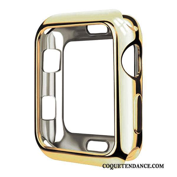 Apple Watch Series 2 Coque Or Protection Fluide Doux Étui