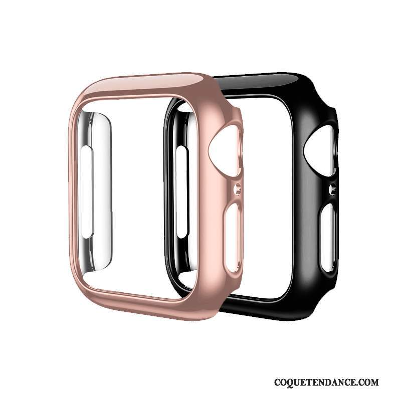Apple Watch Series 2 Coque Tout Compris Placage Or Rose Étui Difficile