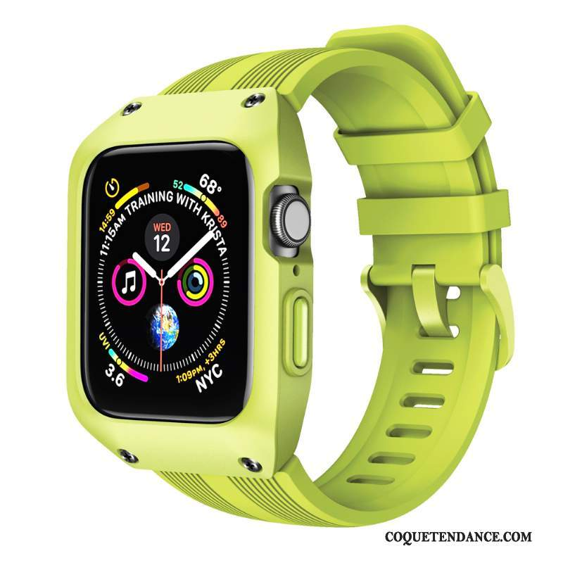 Apple Watch Series 5 Coque Protection Créatif Incassable Sport Étui
