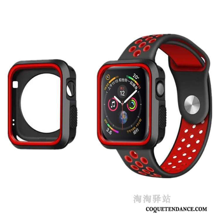 Apple Watch Series 5 Coque Respirant Étui Incassable Sport
