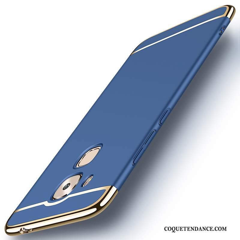 Huawei Mate 10 Lite Coque De Téléphone Protection Tout Compris Bleu Étui