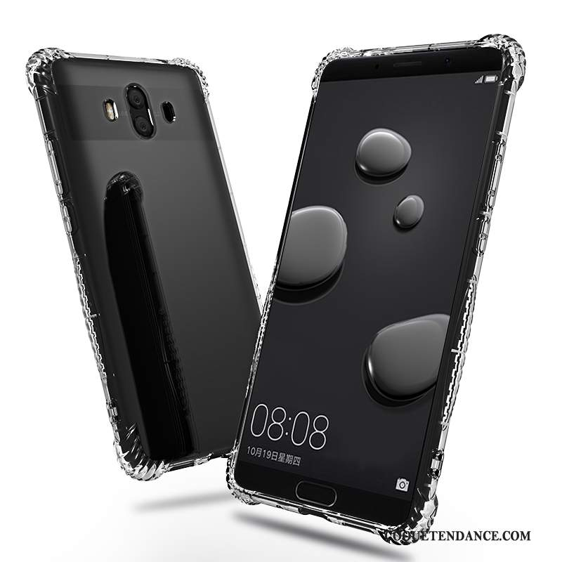 Huawei Mate 10 Pro Coque Incassable Étui Silicone Transparent Ballon