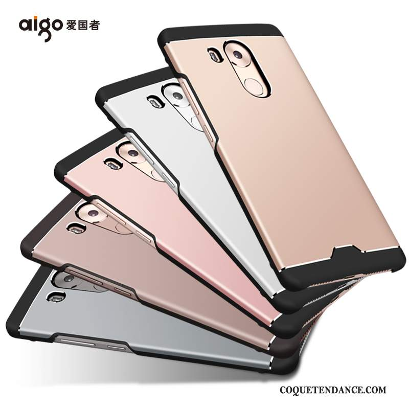Huawei Mate 8 Coque Incassable Multicolore Alliage Protection Tendance