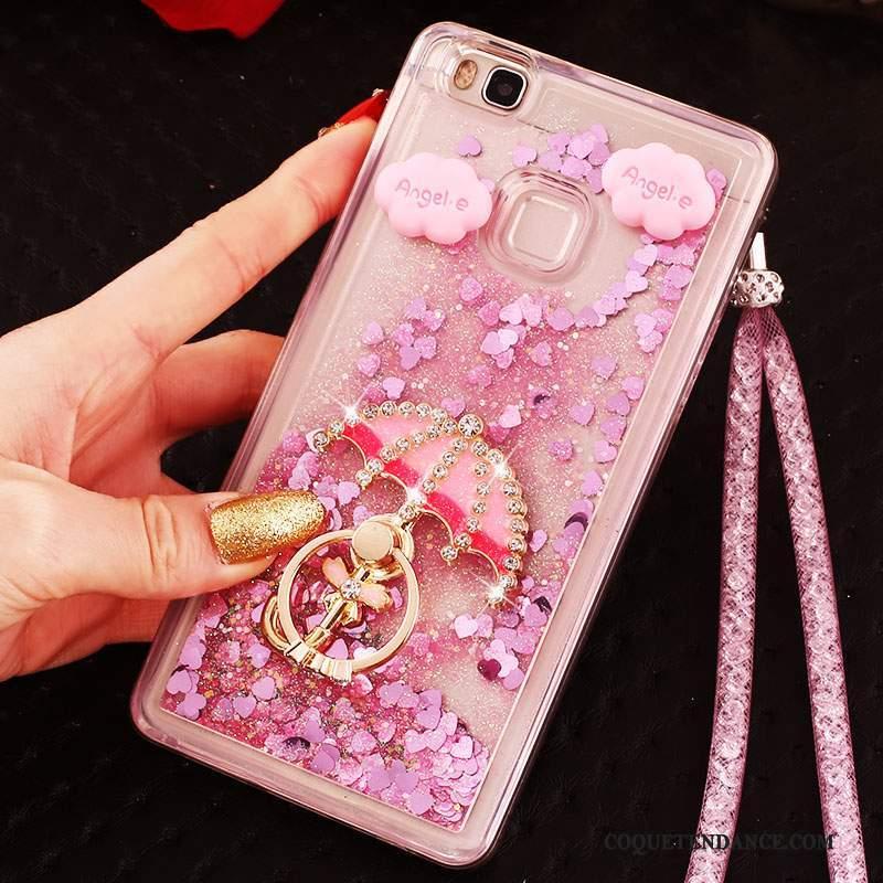 Huawei Nova Coque Tout Compris Rose Incassable De Téléphone Étui