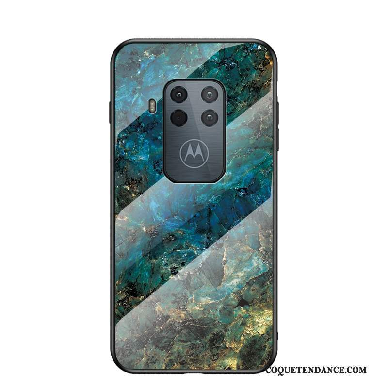 Motorola One Zoom Coque Incassable Grand Étui Tendance