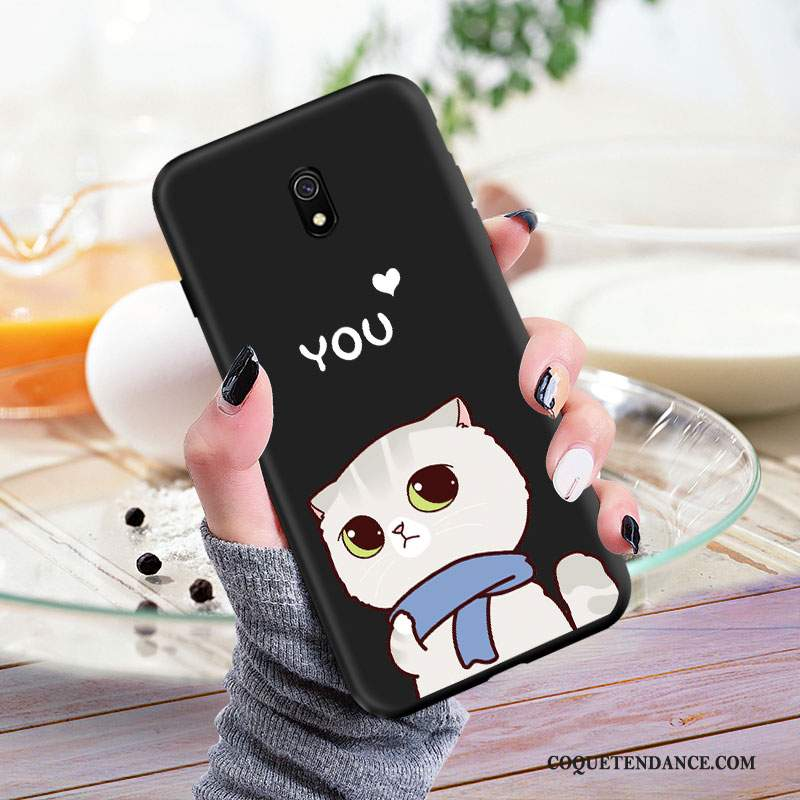 Redmi 8a Coque Incassable Fluide Doux Mode Simple Bordure