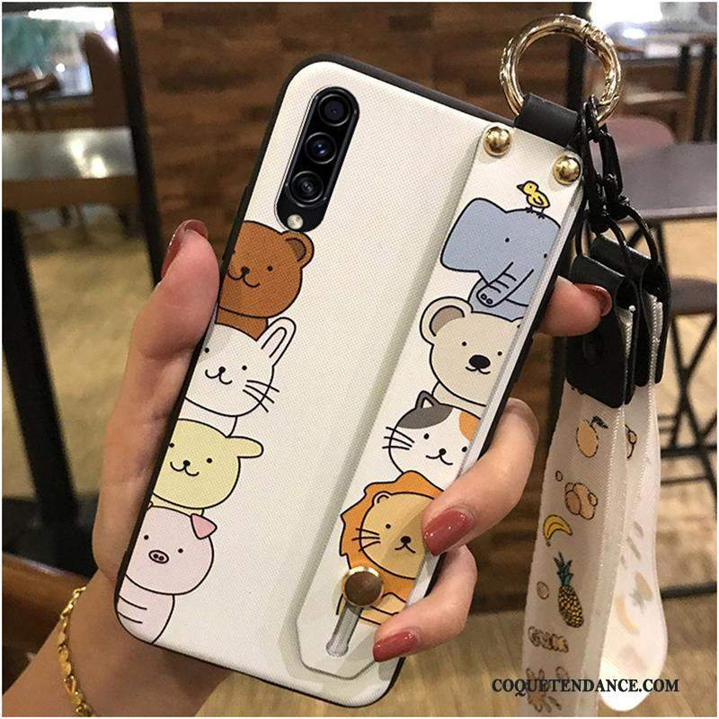 Samsung Galaxy A50s Coque Ornements Suspendus Fluide Doux Dessin Animé Chaud Support