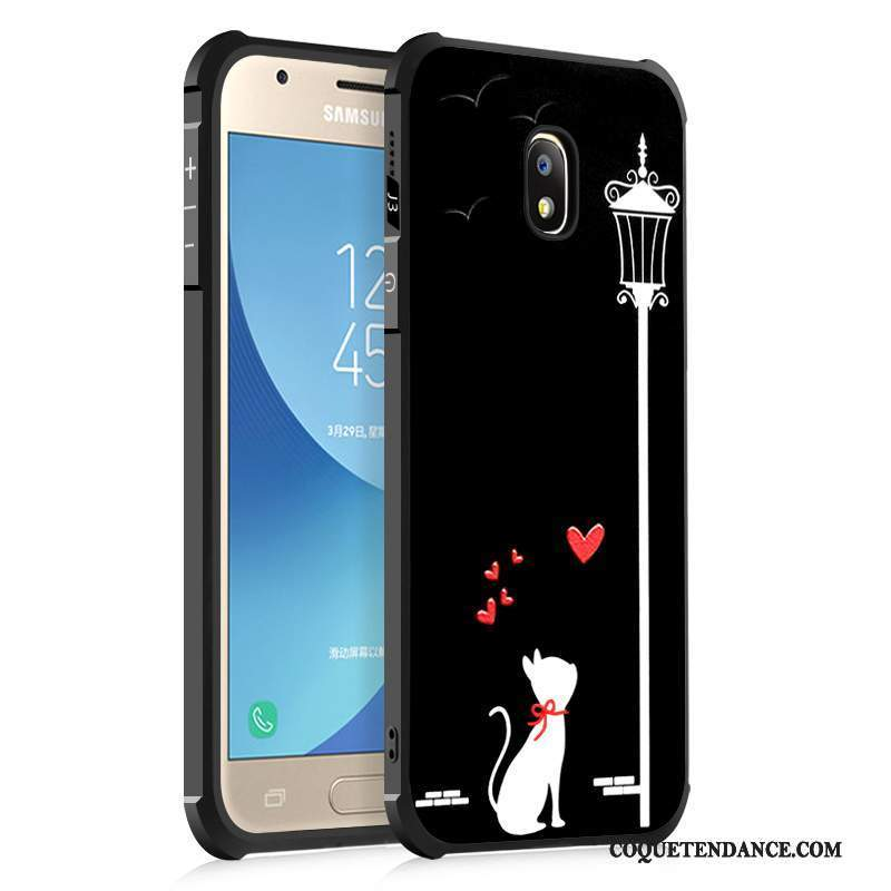 Samsung Galaxy J5 2017 Coque Gaufrage Délavé En Daim Europe Protection