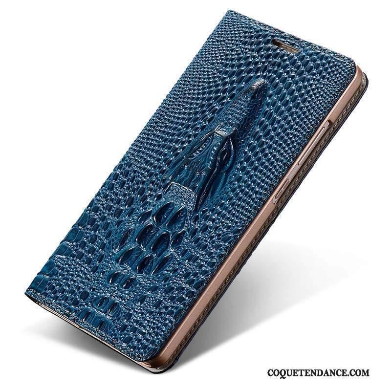 Samsung Galaxy Note 3 Coque Protection Bleu Housse Étui Incassable