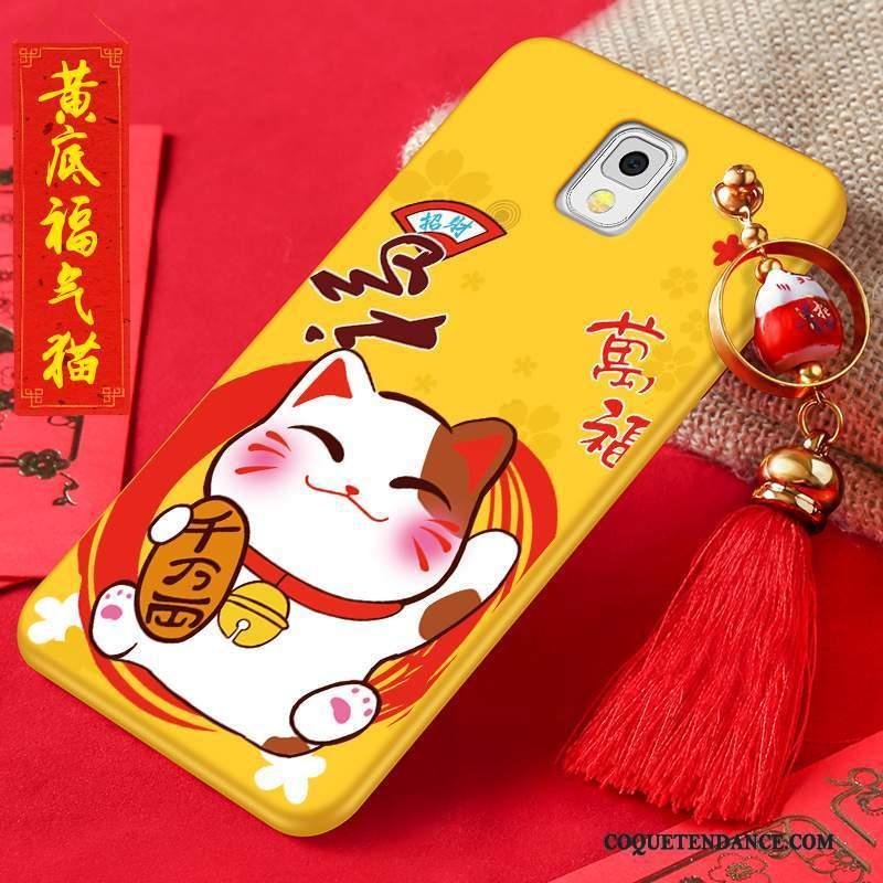 Samsung Galaxy Note 3 Coque Silicone Protection Tout Compris Dessin Animé De Téléphone