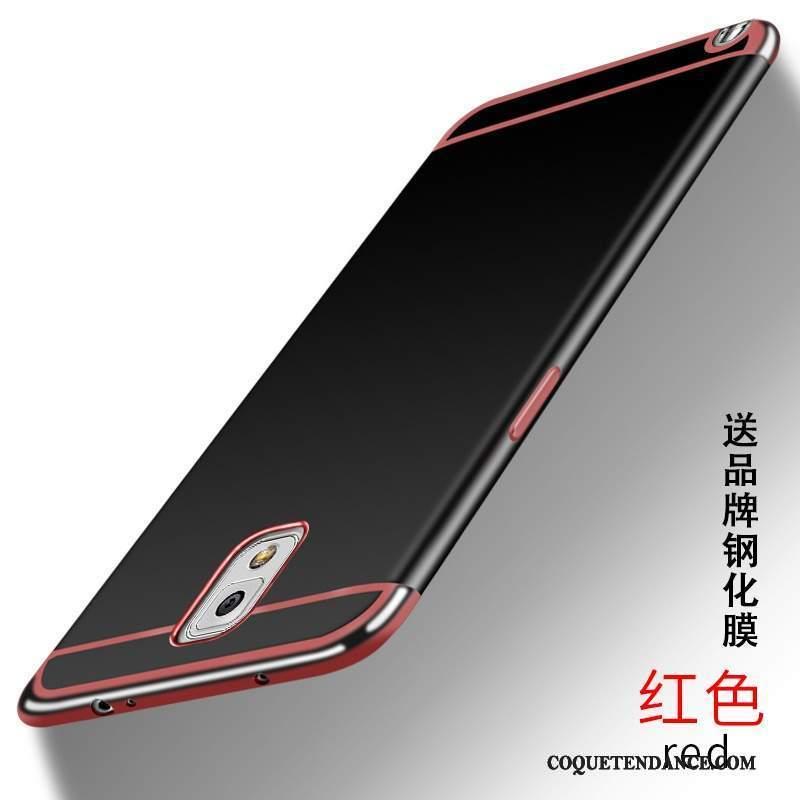 Samsung Galaxy Note 3 Coque Tout Compris Délavé En Daim De Téléphone Étui Fluide Doux