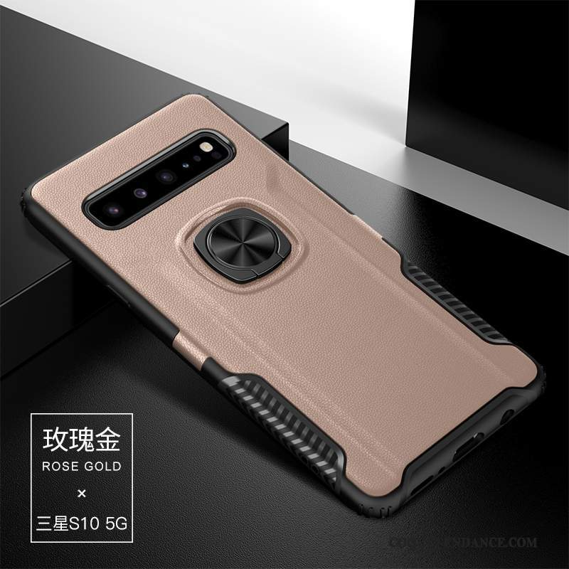 Samsung Galaxy S10 5g Coque Tout Compris Protection Support Créatif