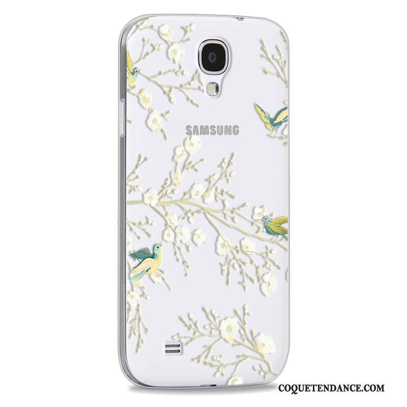 Samsung Galaxy S4 Coque Fluide Doux Incassable Silicone Protection Étui