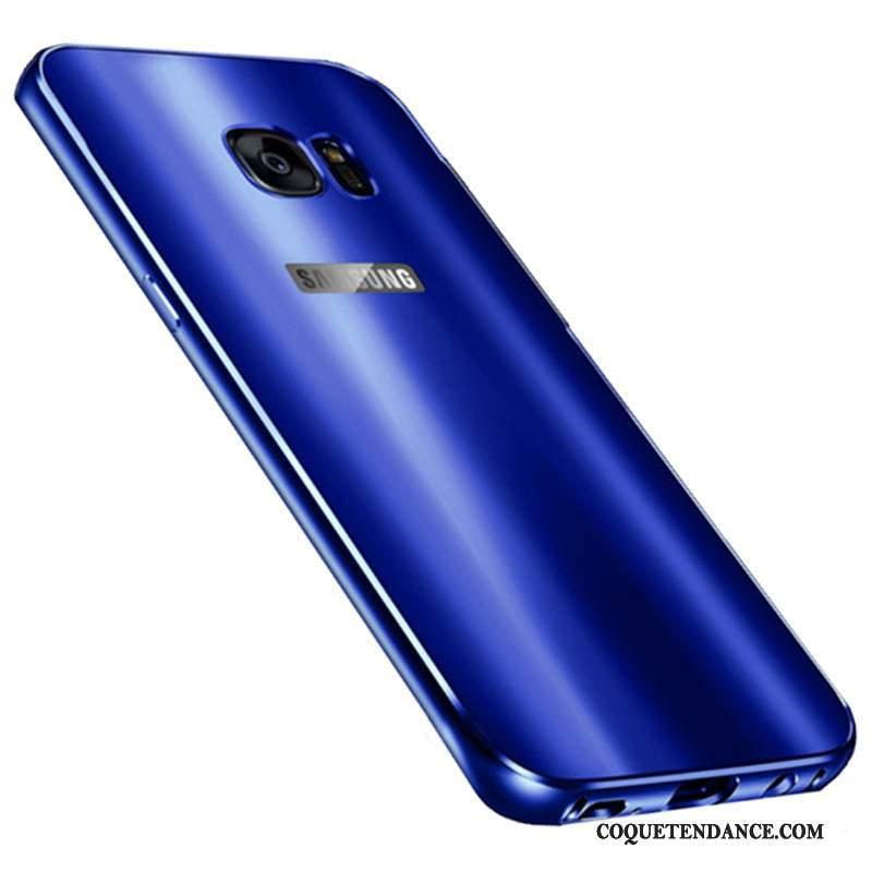 samsung galaxy s7 edge coque bleu
