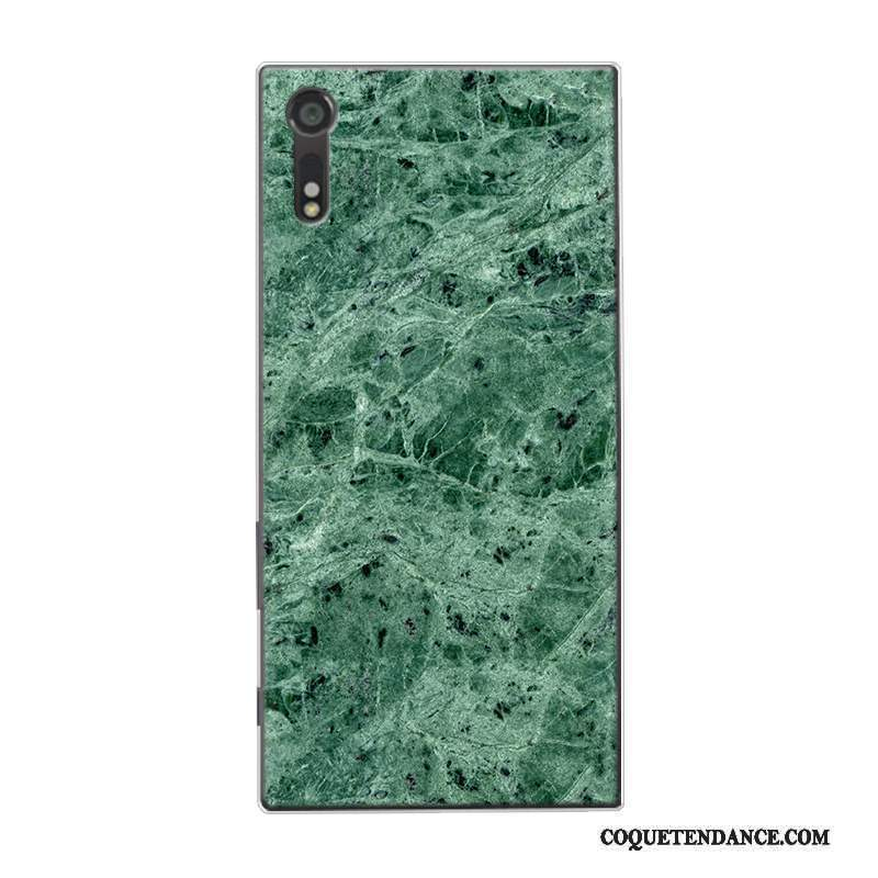Sony Xperia Xa Ultra Coque Silicone Vintage Simple Personnalisé Protection
