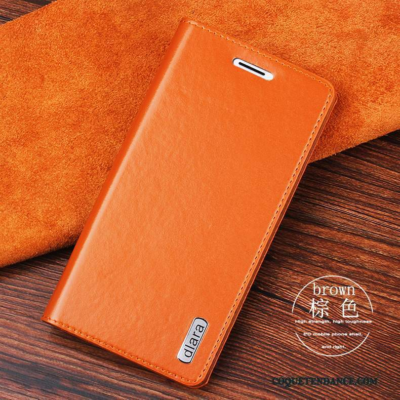 Sony Xperia Z3+ Coque Clamshell Protection Durable Orange
